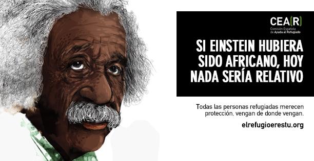 CEAR lanza su campaña EL REFUGIO ERES TÚ