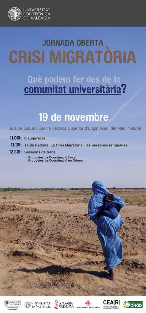 Jornada Abierta: Crisis migratoria