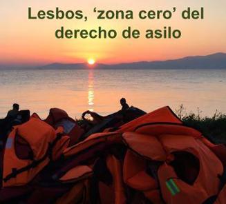 "Lesbos ""zona cero"""