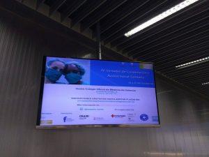 El Col·legi de Metges de València aborda la seguretat i necessitats dels cooperants en accions humanitàries.