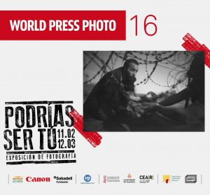 CEAR PV col·labora amb la World Press Photo 2016