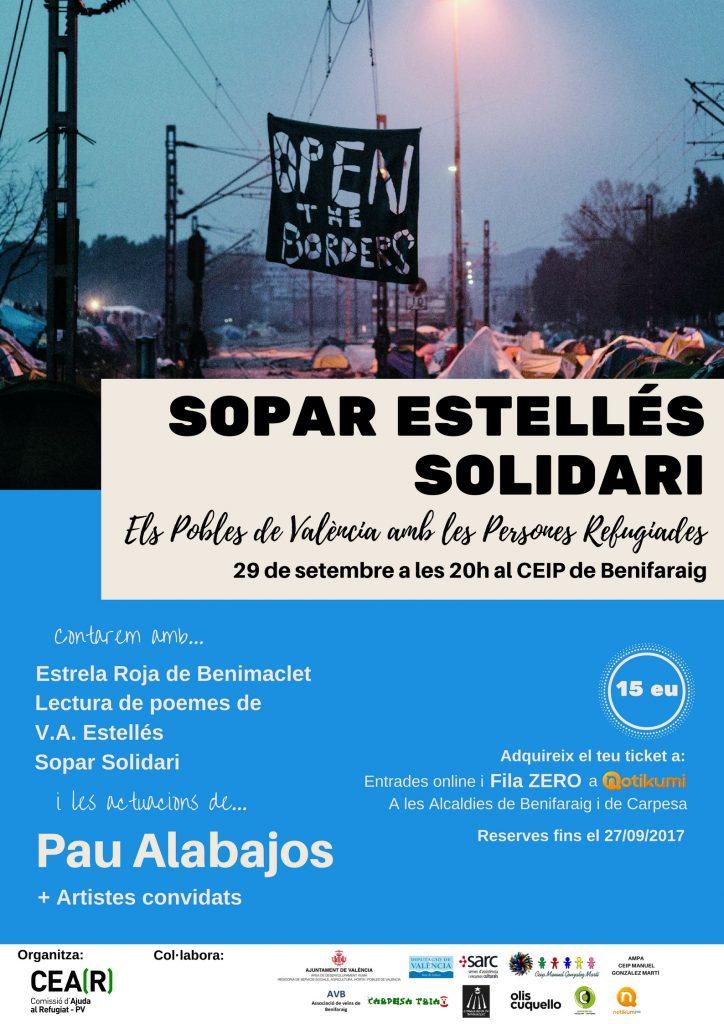Sopar Estellés Solidari
