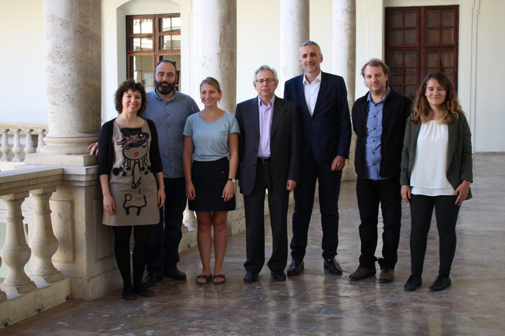 CEAR PV colabora en el projecte teatral Erasmus Scene