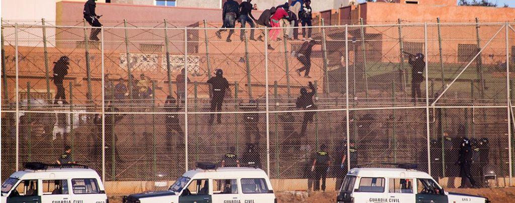El Tribunal Europeu de DDHH condemna a Espanya per dues 'devolucions en calenta'