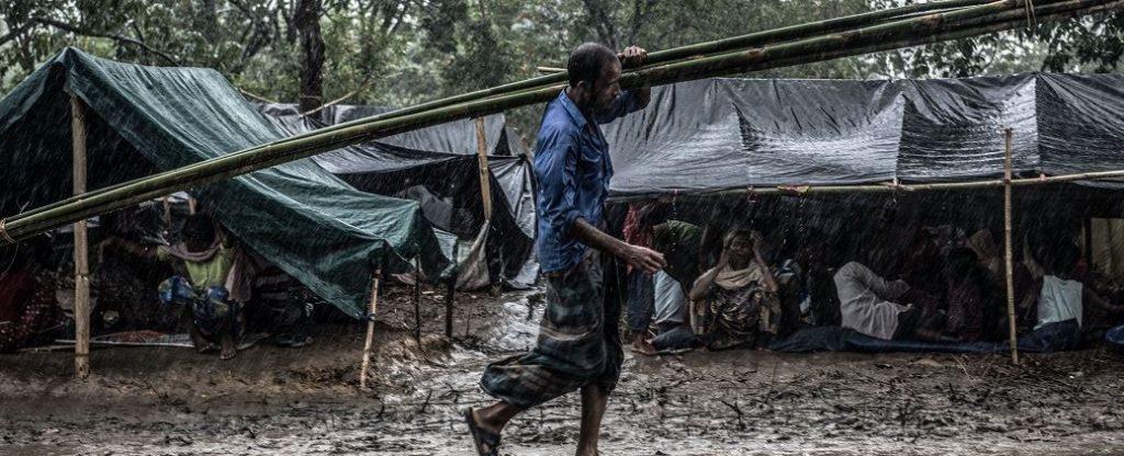'Encén refugi' per als desplaçats forçosos a causa del model energètic