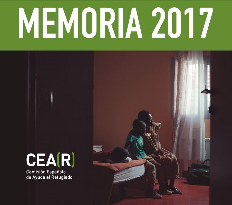 memoria CEAR 2017