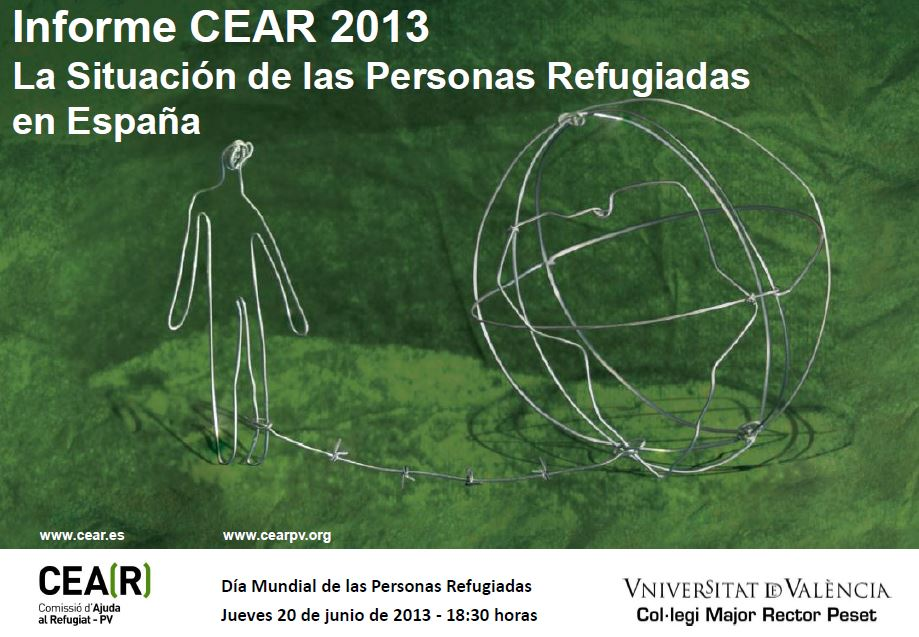 Presentación Informe CEAR 2013
