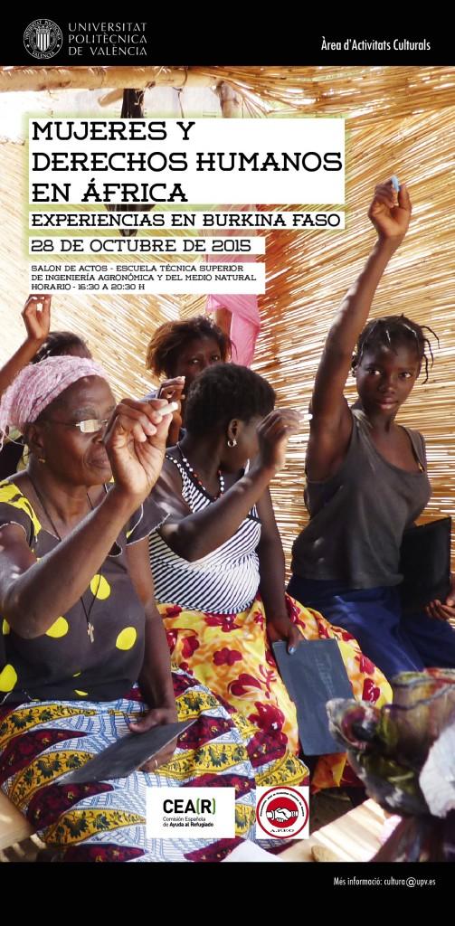 Mujer y DDHH en África