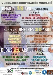 jornadas 19 abril medicos