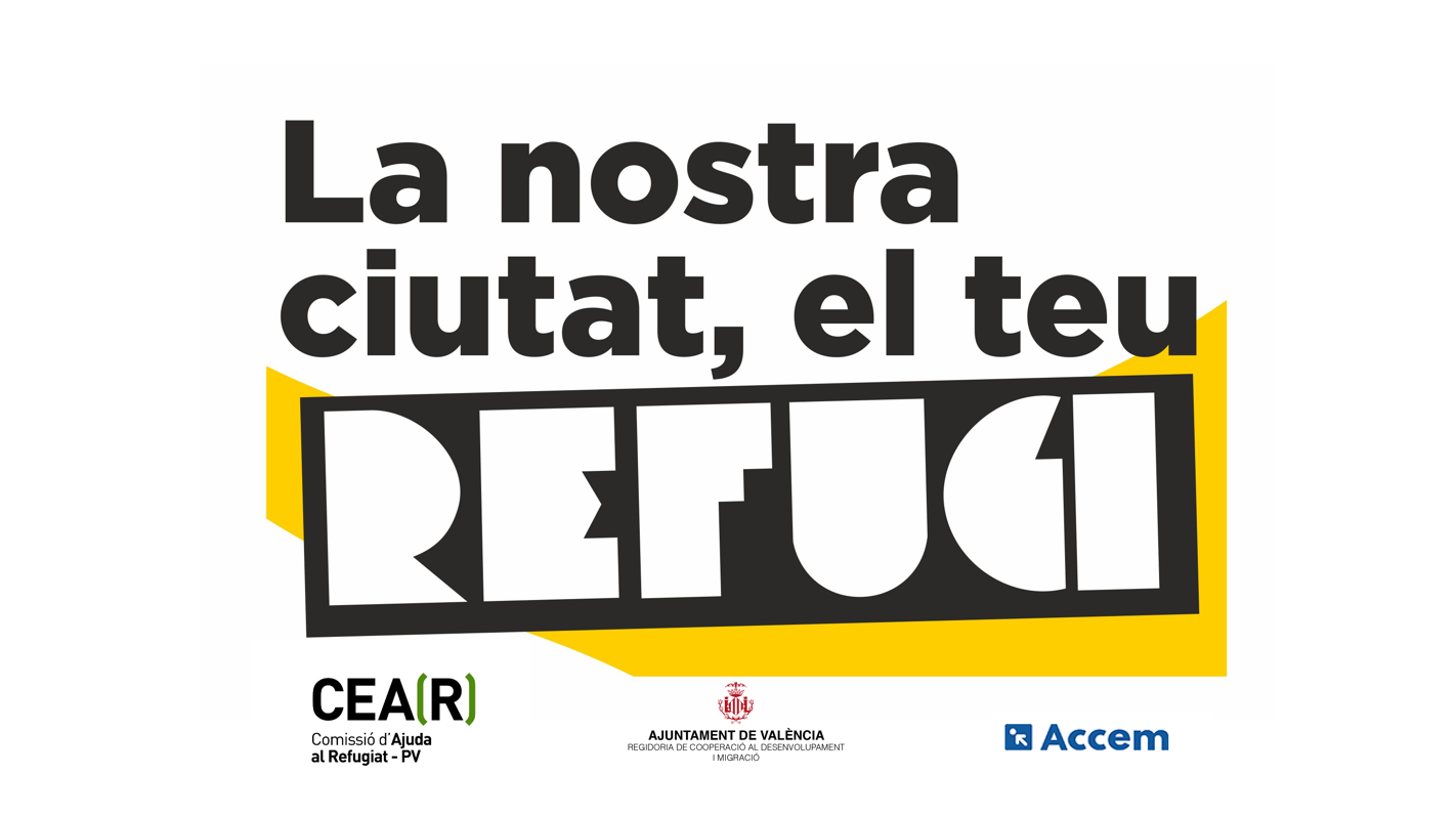 La Nostra Ciutat, el Teu Refugi - CEAR País Valencià